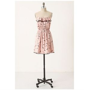 Eloise Anthro Cinderella's Hour Chemise Dress